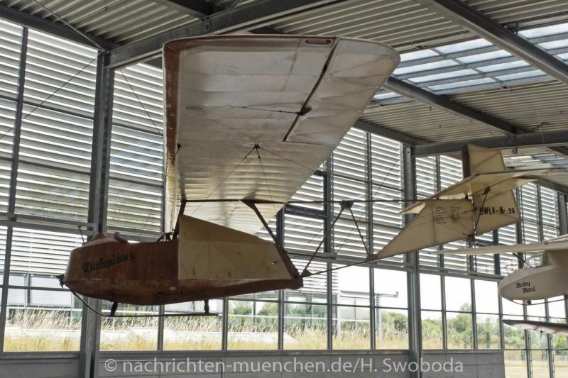 25 Jahre Flugwerft Schleissheim - Presserundgang 0370