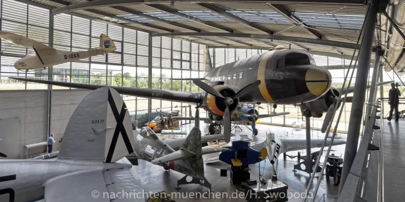 25 Jahre Flugwerft Schleissheim - Presserundgang 0380