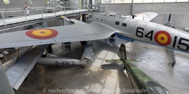 25 Jahre Flugwerft Schleissheim - Presserundgang 0390