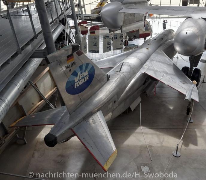 25 Jahre Flugwerft Schleissheim - Presserundgang 0410