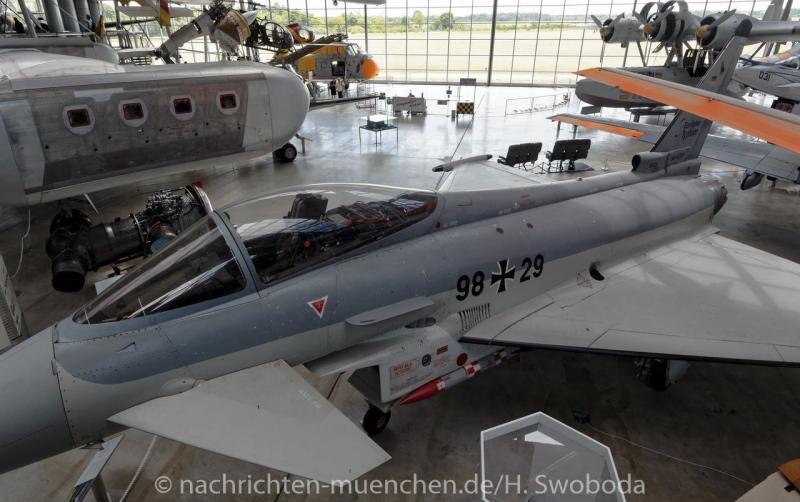 25 Jahre Flugwerft Schleissheim - Presserundgang 0420