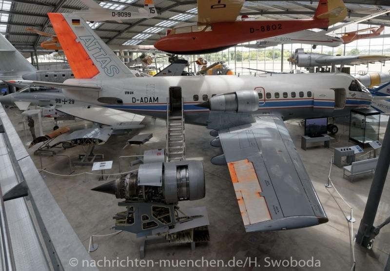 25 Jahre Flugwerft Schleissheim - Presserundgang 0440