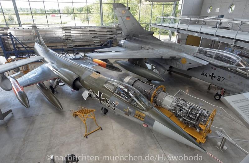 25 Jahre Flugwerft Schleissheim - Presserundgang 0460