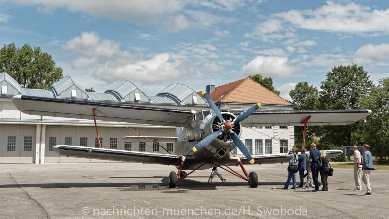 25 Jahre Flugwerft Schleissheim - Rundflug 0020