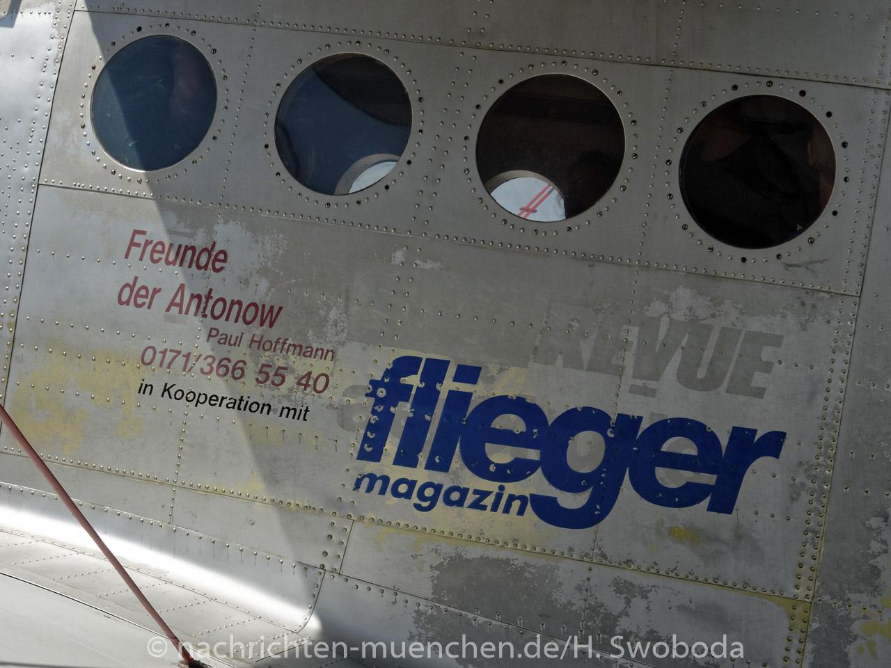 25 Jahre Flugwerft Schleissheim - Rundflug 0050