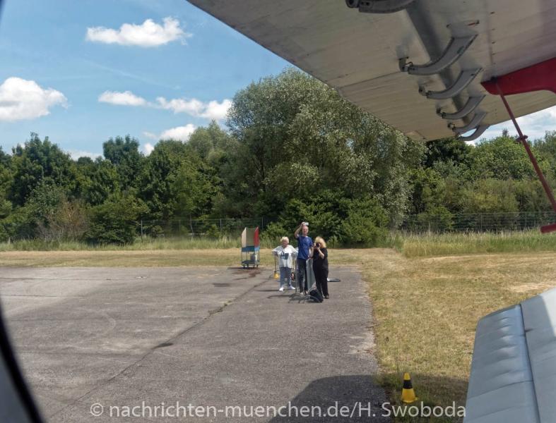 25 Jahre Flugwerft Schleissheim - Rundflug 0100