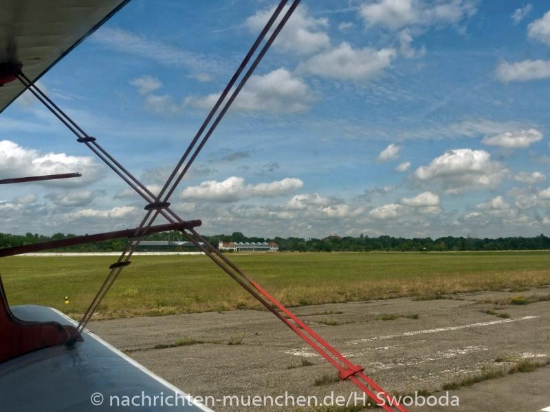 25 Jahre Flugwerft Schleissheim - Rundflug 0120