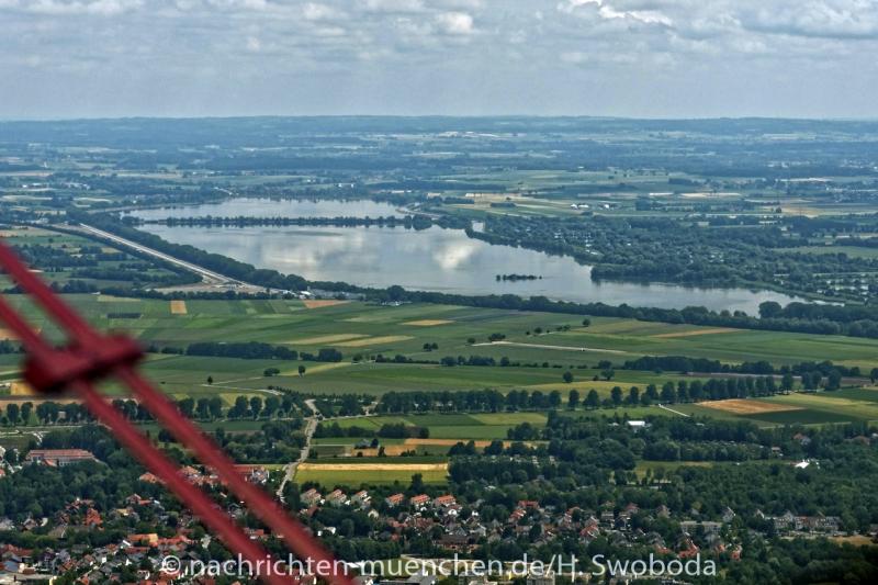 25 Jahre Flugwerft Schleissheim - Rundflug 0160