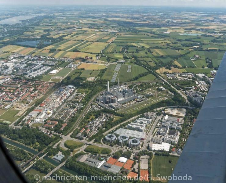 25 Jahre Flugwerft Schleissheim - Rundflug 0200