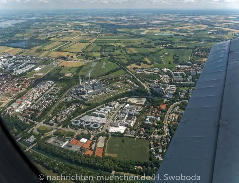 25 Jahre Flugwerft Schleissheim - Rundflug 0210
