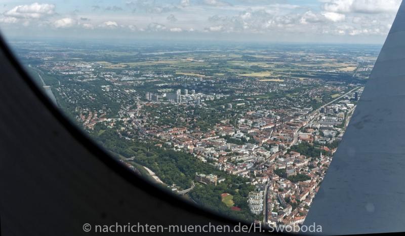 25 Jahre Flugwerft Schleissheim - Rundflug 0360