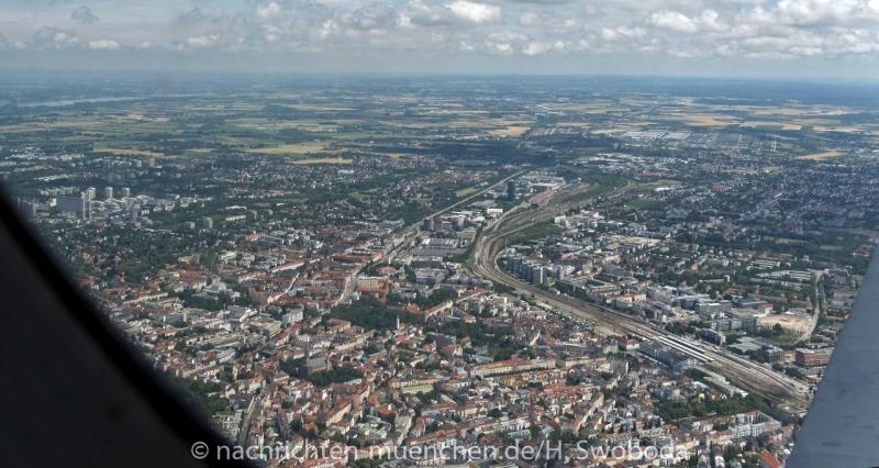 25 Jahre Flugwerft Schleissheim - Rundflug 0370