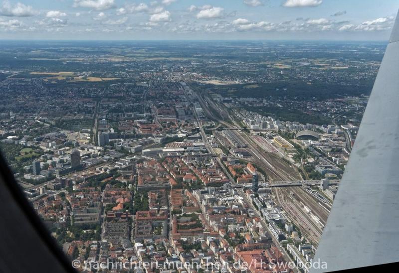 25 Jahre Flugwerft Schleissheim - Rundflug 0380