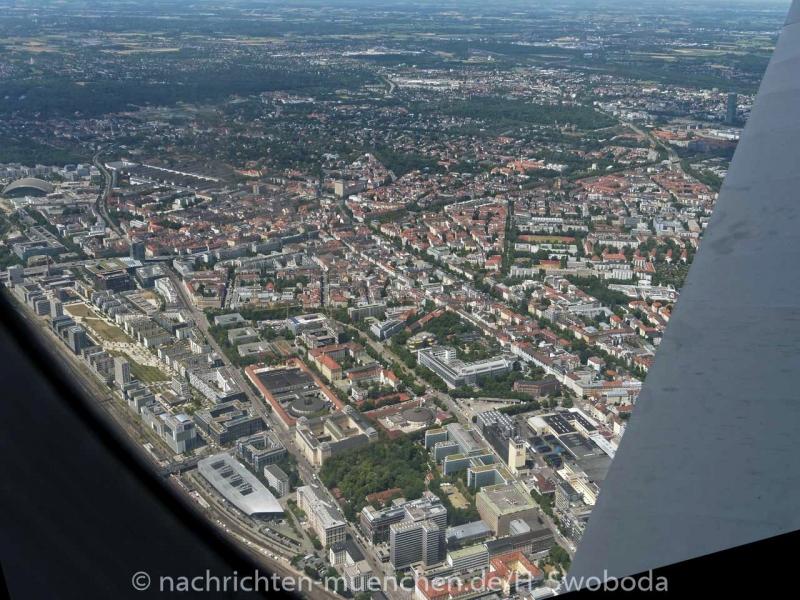 25 Jahre Flugwerft Schleissheim - Rundflug 0390