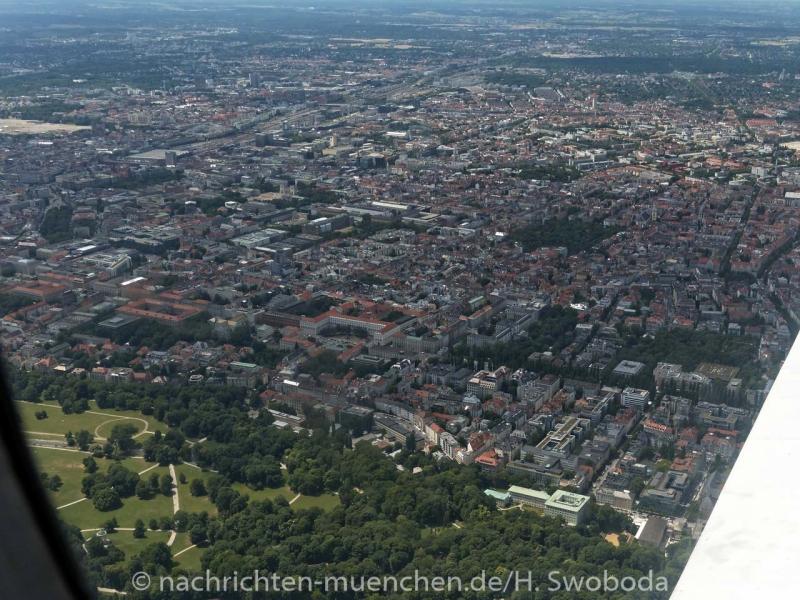 25 Jahre Flugwerft Schleissheim - Rundflug 0490