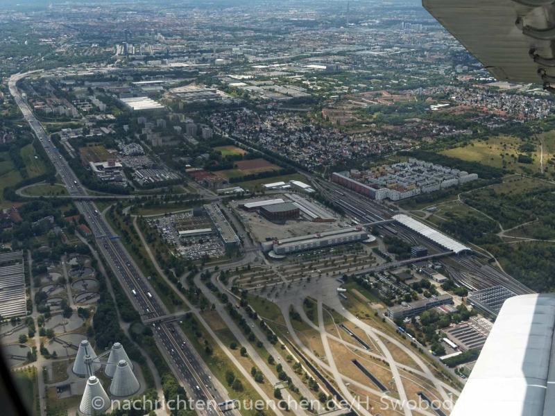 25 Jahre Flugwerft Schleissheim - Rundflug 0540