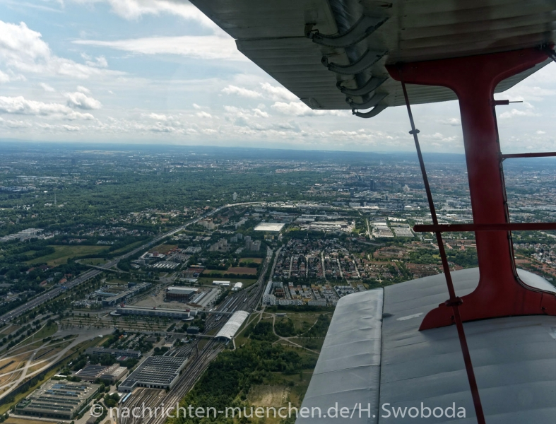 25 Jahre Flugwerft Schleissheim - Rundflug 0550