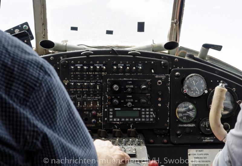 25 Jahre Flugwerft Schleissheim - Rundflug 0570