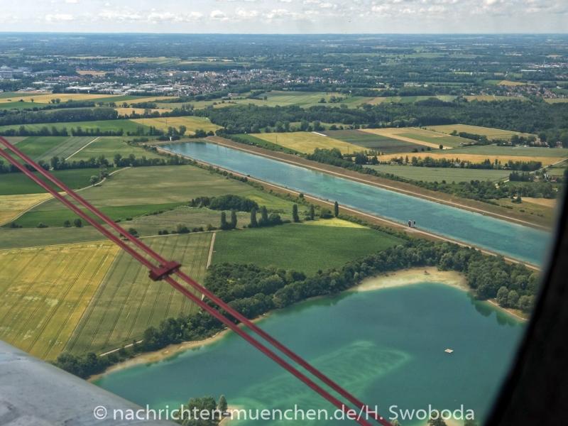 25 Jahre Flugwerft Schleissheim - Rundflug 0610