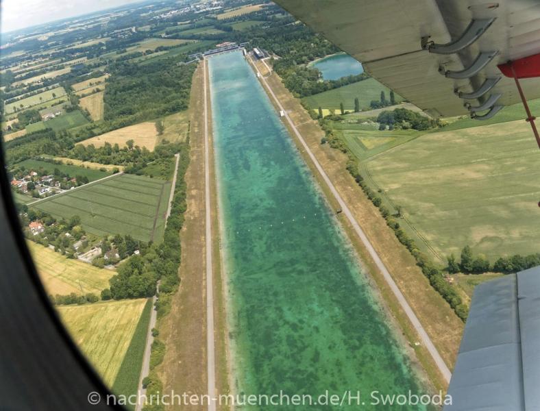 25 Jahre Flugwerft Schleissheim - Rundflug 0620