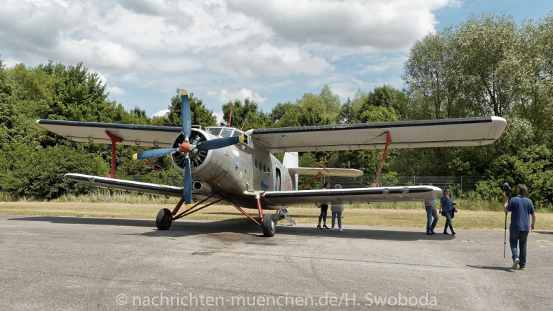 25 Jahre Flugwerft Schleissheim - Rundflug 0660