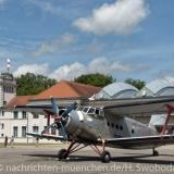 25 Jahre Flugwerft Schleissheim - Rundflug 0070