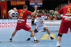 Handball-WM-Mazedonien-Bahrain 0120