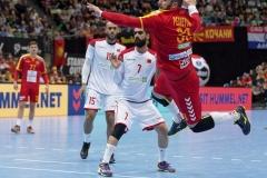 Handball-WM-Mazedonien-Bahrain 0180