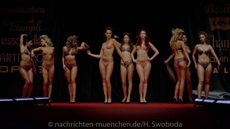 Modenschau Kaufhof 0340