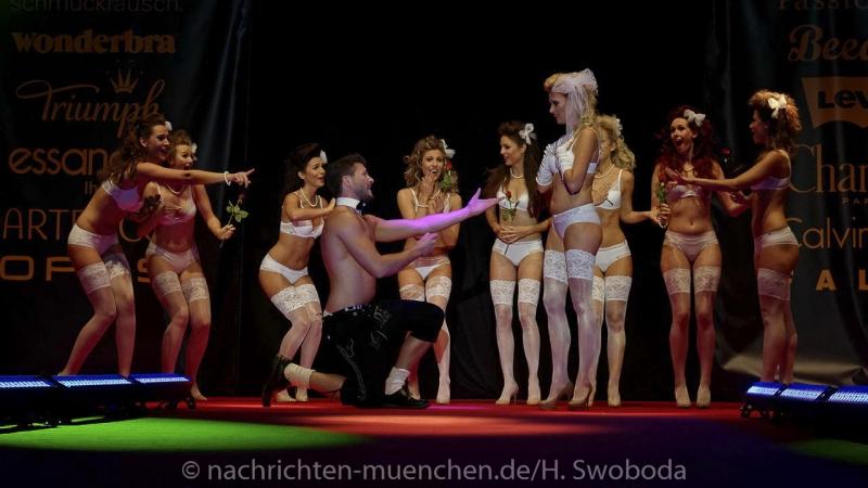 Modenschau Kaufhof 0820