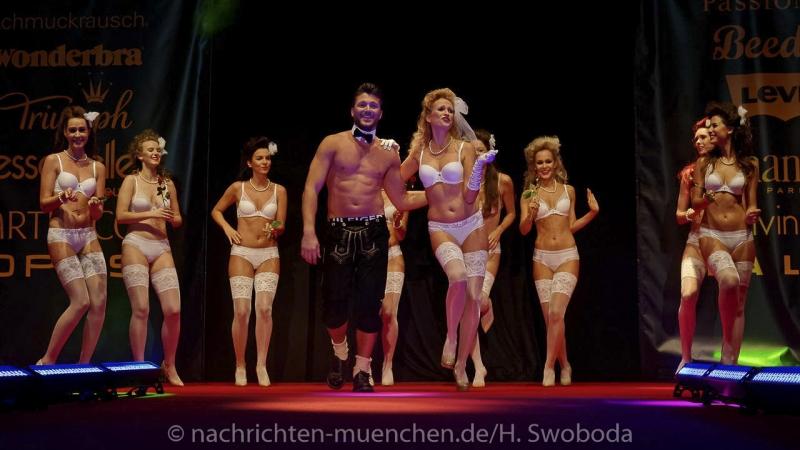 Modenschau Kaufhof 0850