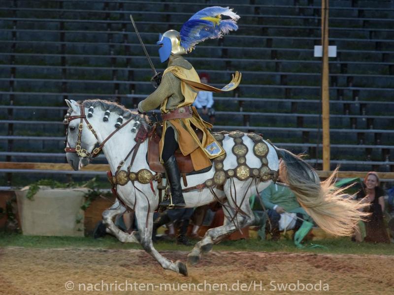 Kaltenberger Ritterspiele - Generalprobe 0660