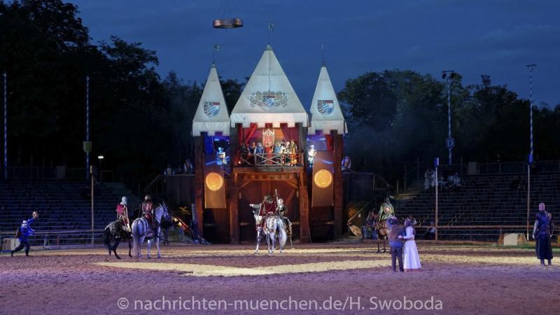 Kaltenberger Ritterspiele - Generalprobe 0890