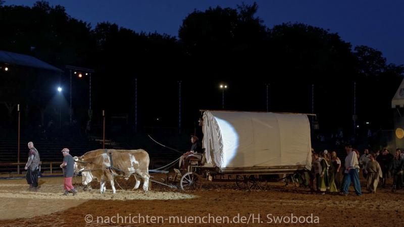 Kaltenberger Ritterspiele - Generalprobe 0920