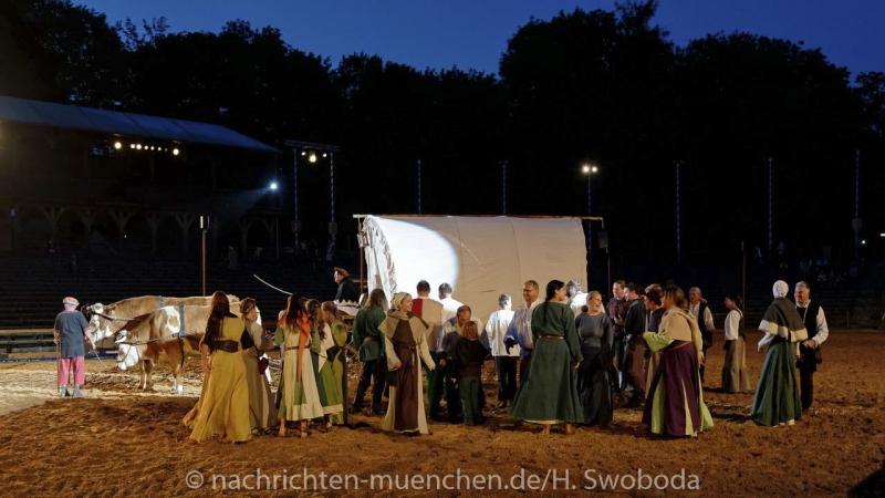 Kaltenberger Ritterspiele - Generalprobe 0930