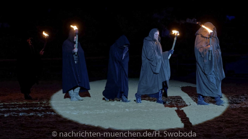 Kaltenberger Ritterspiele - Generalprobe 1160