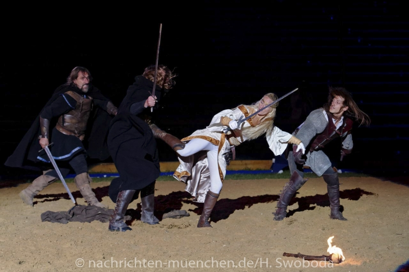 Kaltenberger Ritterspiele - Generalprobe 1310