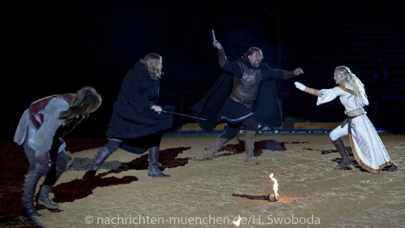 Kaltenberger Ritterspiele - Generalprobe 1330