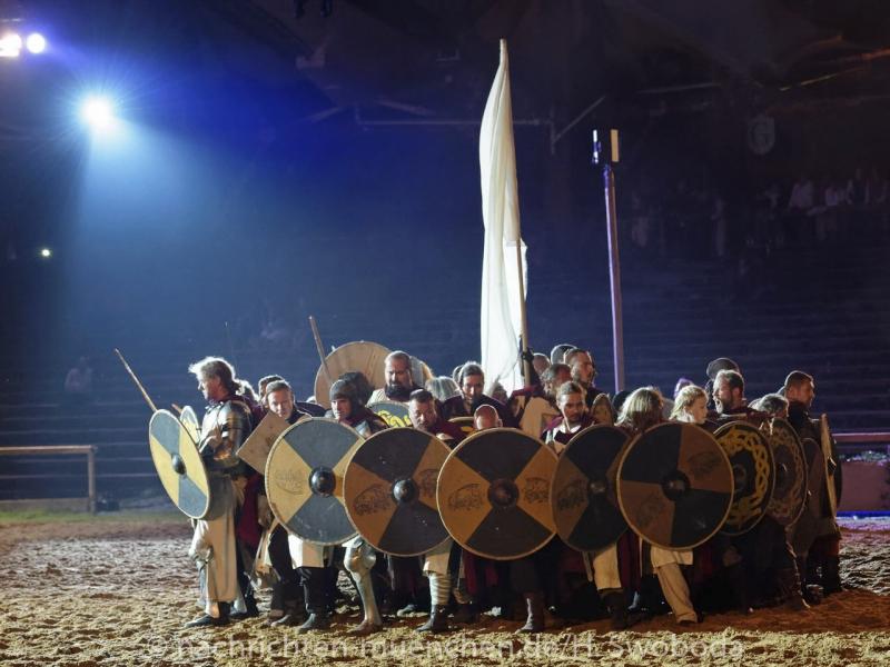Kaltenberger Ritterspiele - Generalprobe 1420