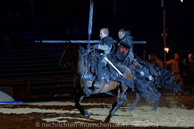 Kaltenberger Ritterspiele - Generalprobe 1440