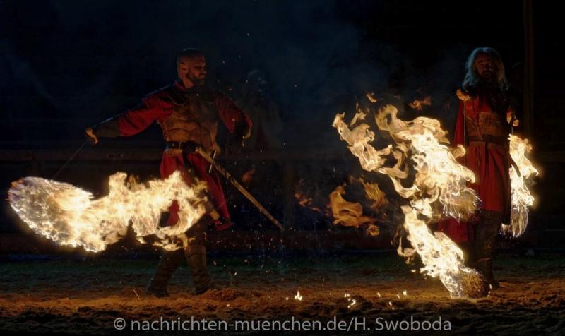 Kaltenberger Ritterspiele - Generalprobe 1460