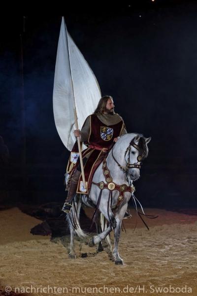 Kaltenberger Ritterspiele - Generalprobe 1640