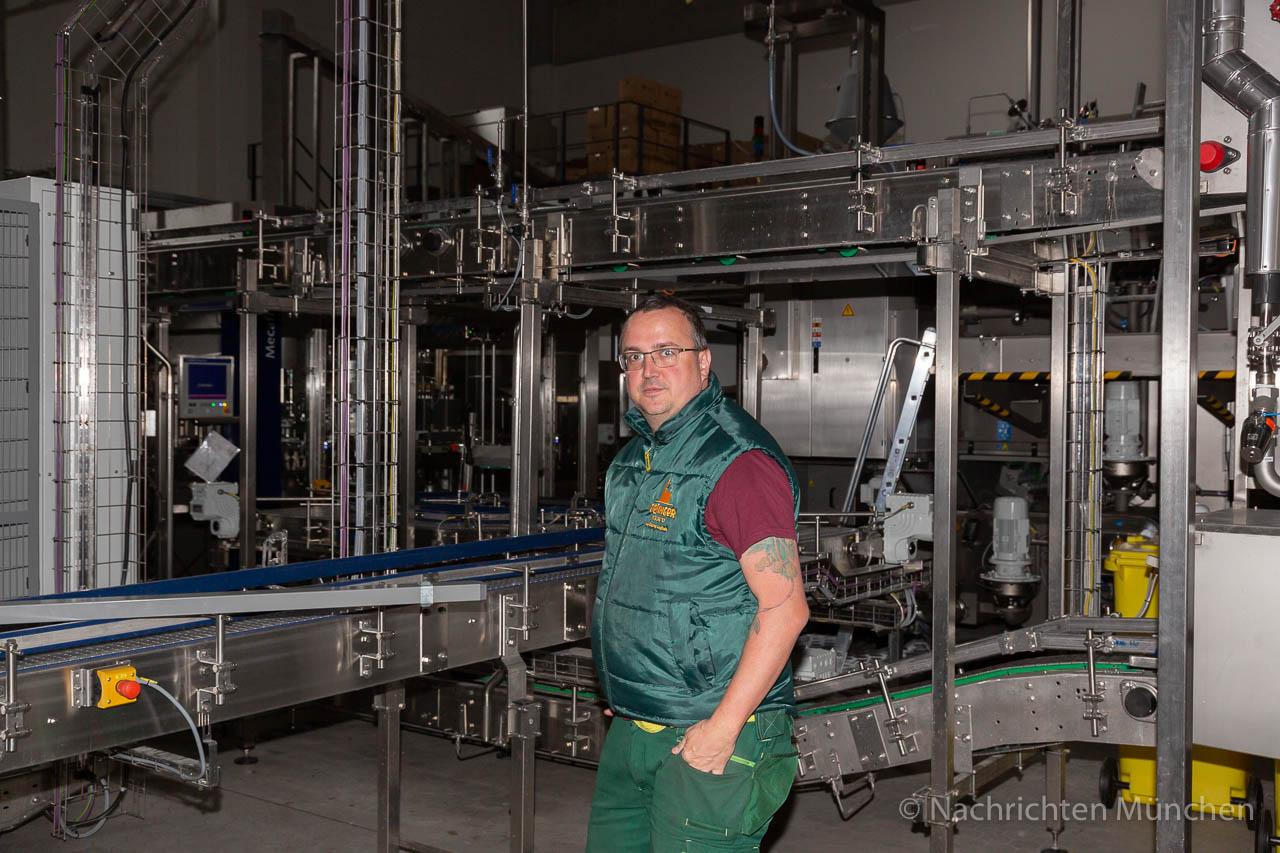Meilenstein Fur Munchner Brauerei Giesinger Brau Eroffnet Werk 2 In Milbertshofen Nachrichten Munchen
