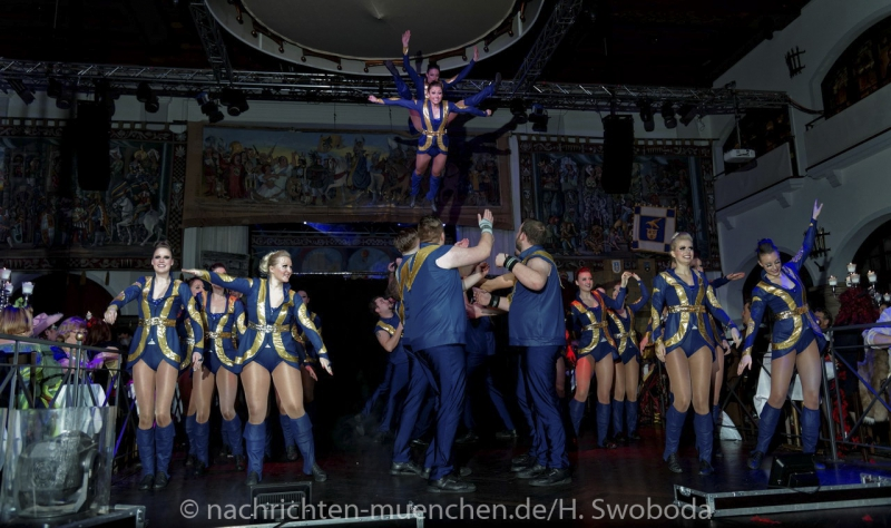 Großer Ball der Damischen Ritter 2016