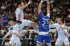 Handball-WM-Island-Kroatien 0050