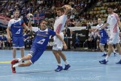 Handball-WM-Island-Kroatien 0120