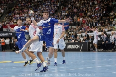 Handball-WM-Island-Kroatien 0130