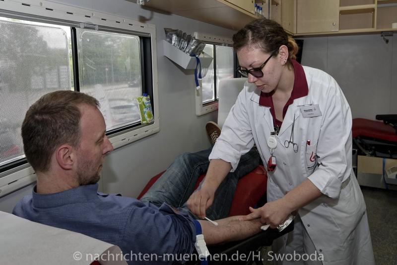 Blutspendeaktion - Sky 0340