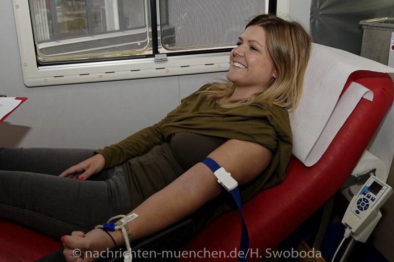 Blutspendeaktion - Sky 0430
