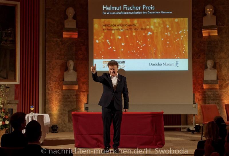 Verleihung Helmut Fischer Preis 0110